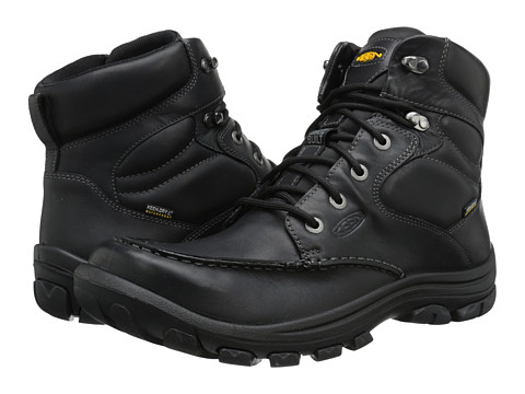 Keen - Anchor Park Boot WP (Black) Men's Waterproof Boots