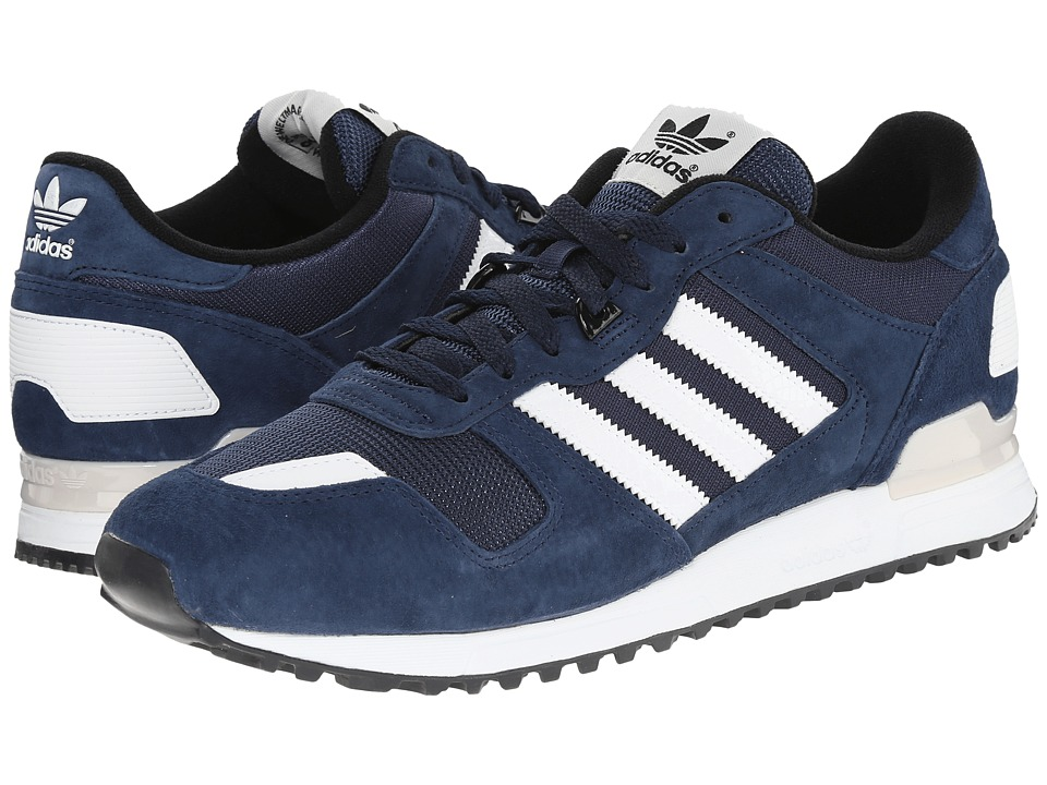 adidas Originals - ZX 700 (Collegiate Navy/White/Collegiate Navy) Men's Classic Shoes