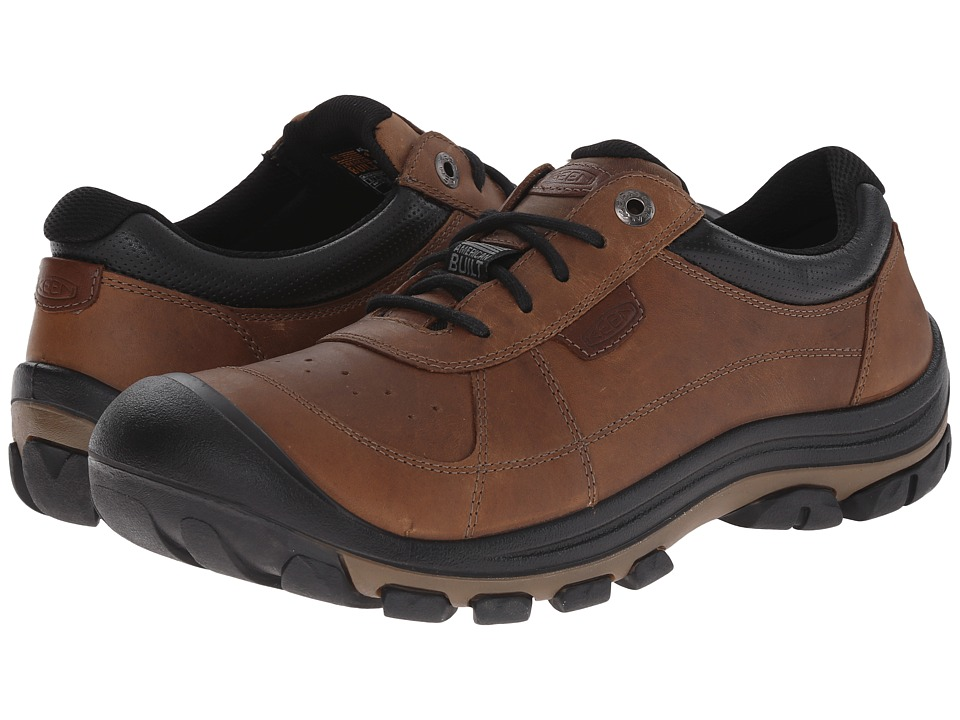 Keen Piedmont Lace (Cascade Brown) Men