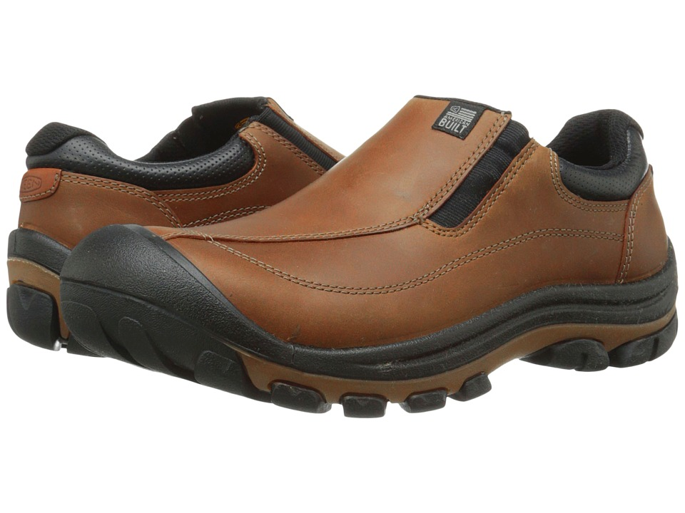 Keen Piedmont Slip-On (Cascade Brown) Men