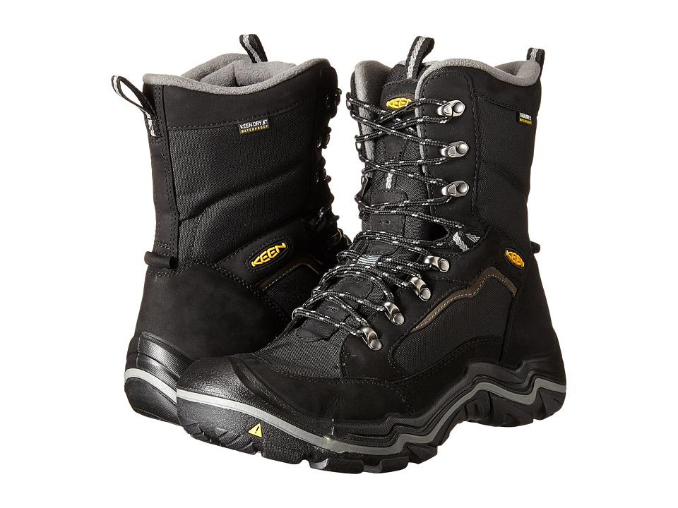 Keen Durand Polar (Black/Gorgoyle) Men