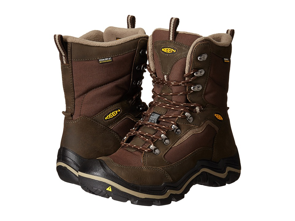 Keen Durand Polar (Cascade Brown/Gargoyle) Men