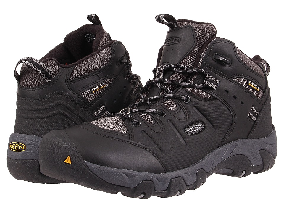 Keen - Koven Polar (Black/Neutral Gray) Men