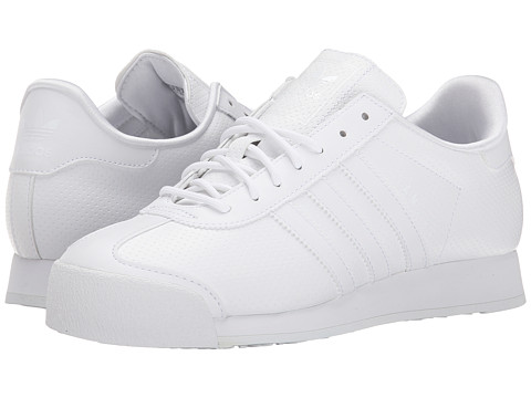 adidas Originals - Samoa (White/White/White) Women