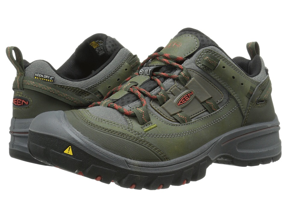 Keen - Logan (Forest Night/Bossa Nova) Men's Hiking Boots