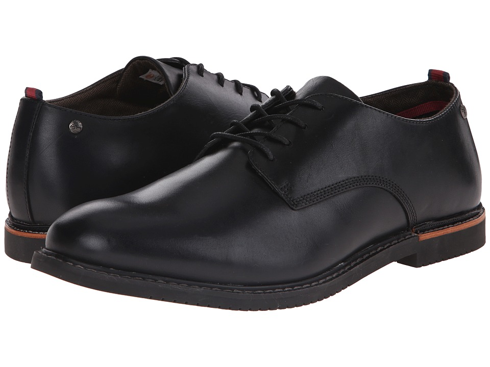 Timberland Brook Park Oxford (Black Smooth) Men