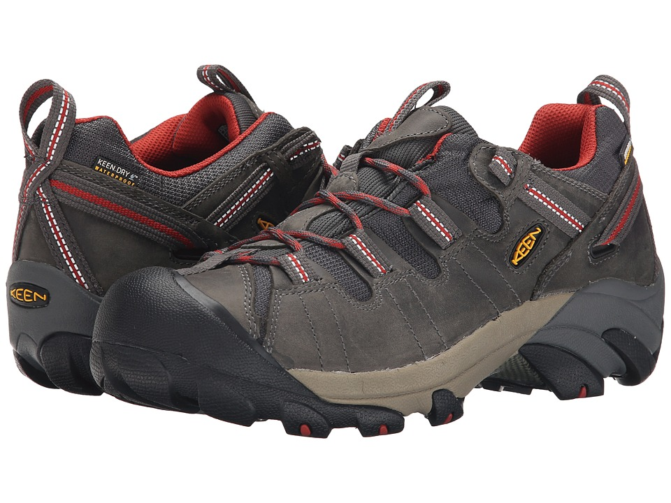 Keen - Targhee II (Magnet/Brindle) Men's Waterproof Boots