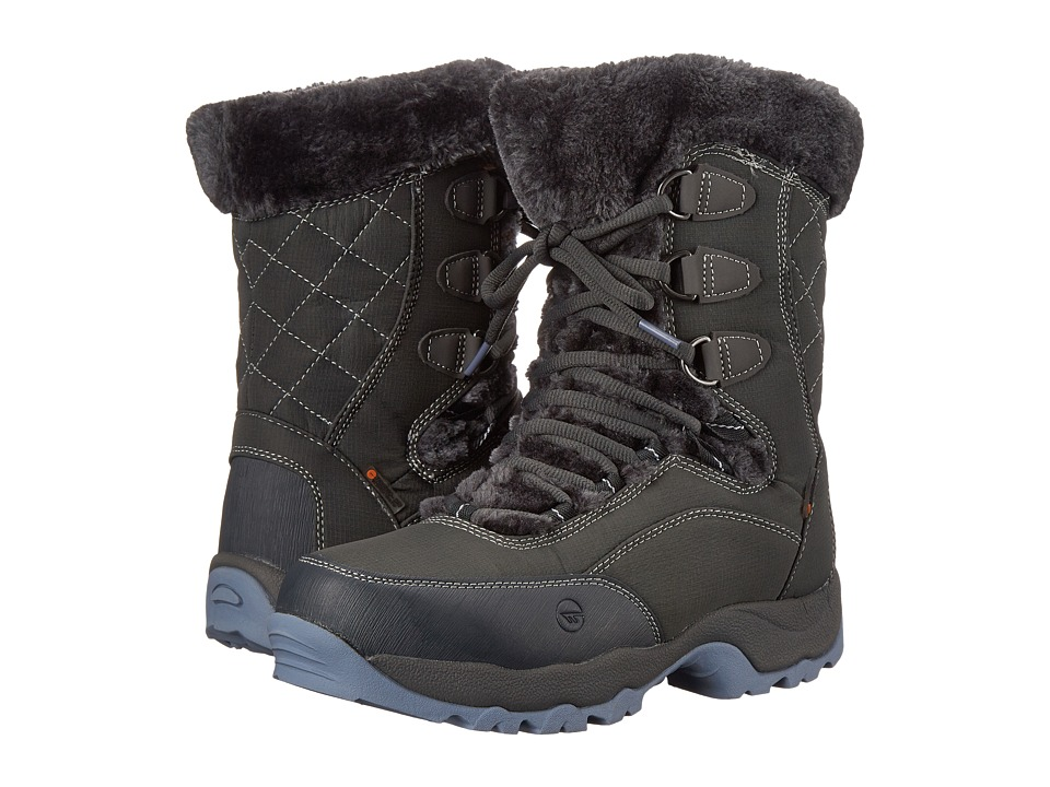 Hi-Tec - St Moritz Lite 200 I WP (Charcoal/Steel Grey/Lustre) Women's Work Boots