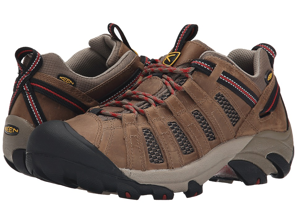 Keen - Voyageur (Brindle/Bossa Nova) Men's Shoes