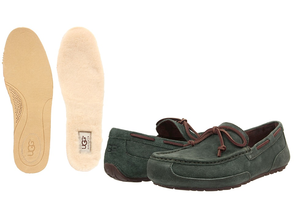 UGG - Chester (Spanish Moss Leather) Men's Shoes