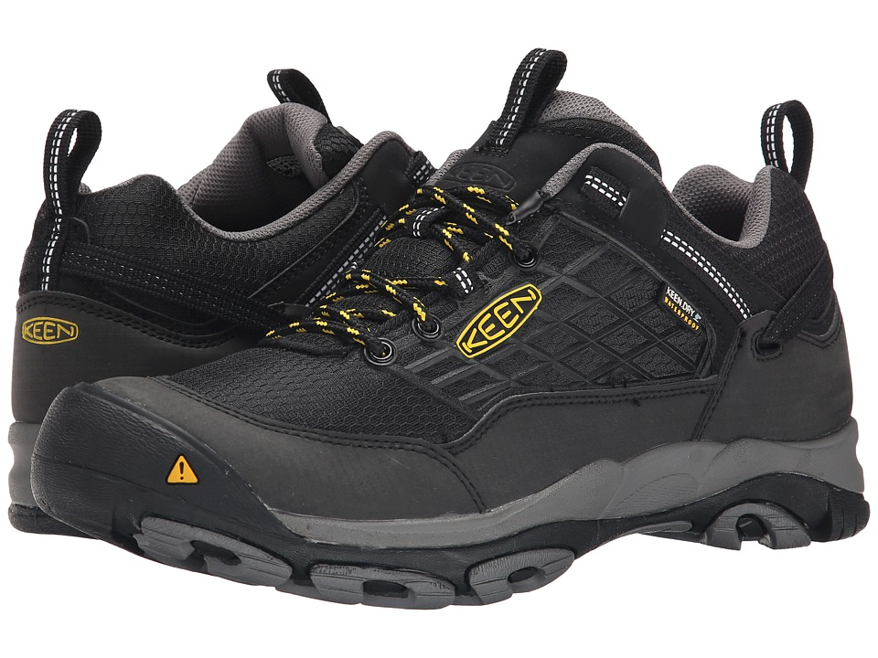 Keen - Saltzman WP (Black) Men's Shoes