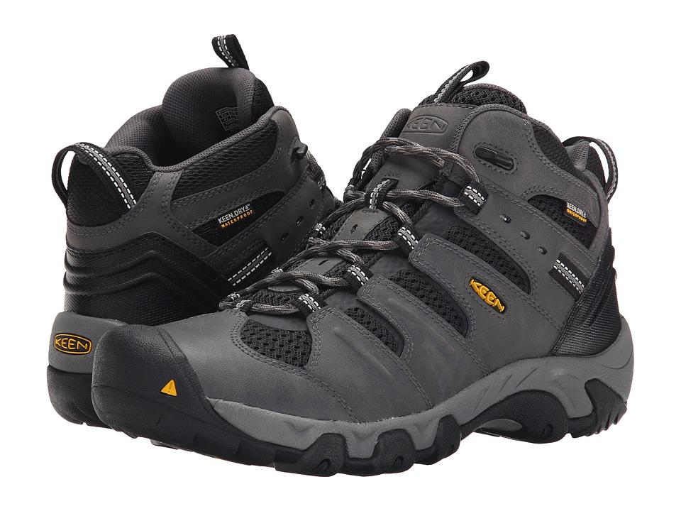 Keen - Koven Mid WP (Magnet/Gargoyle) Men's Hiking Boots