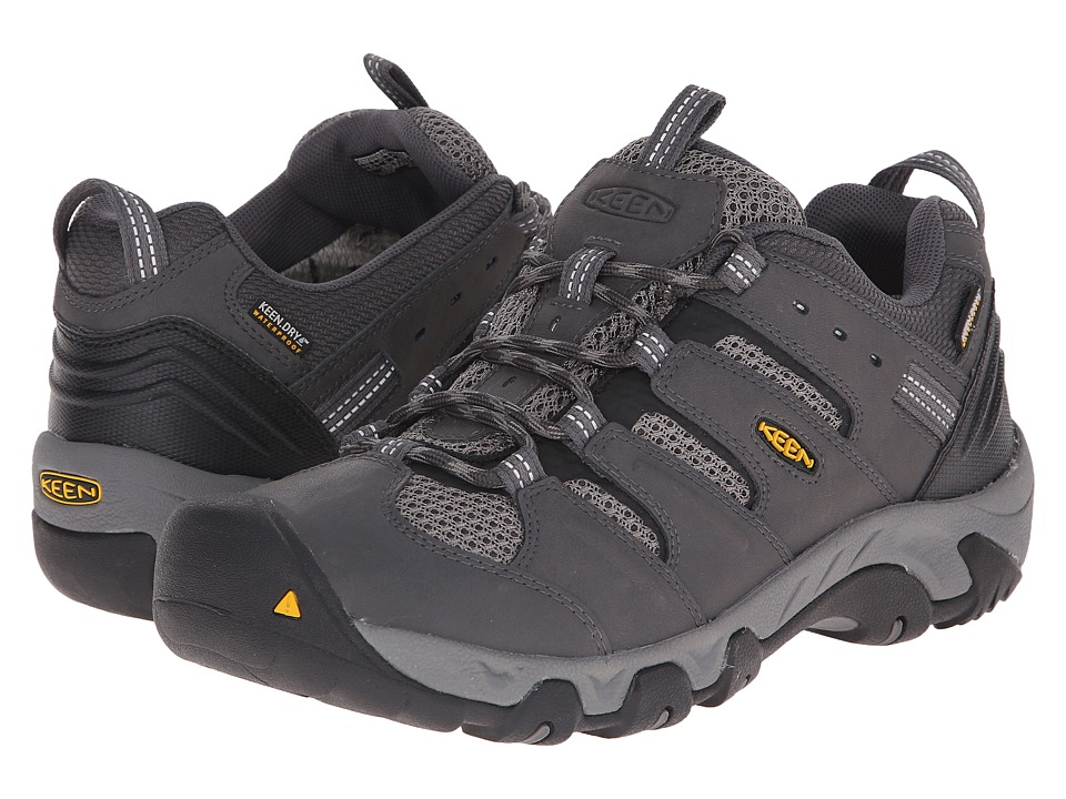 Keen - Koven Low WP (Magnet/Gargoyle) Men