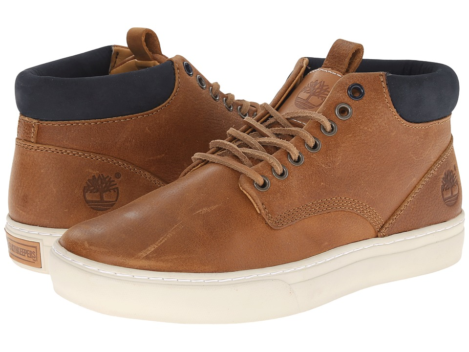 Timberland - Adventure 2.0 Cupsole Chukka (Wheat Full Grain) Men's Lace-up Boots