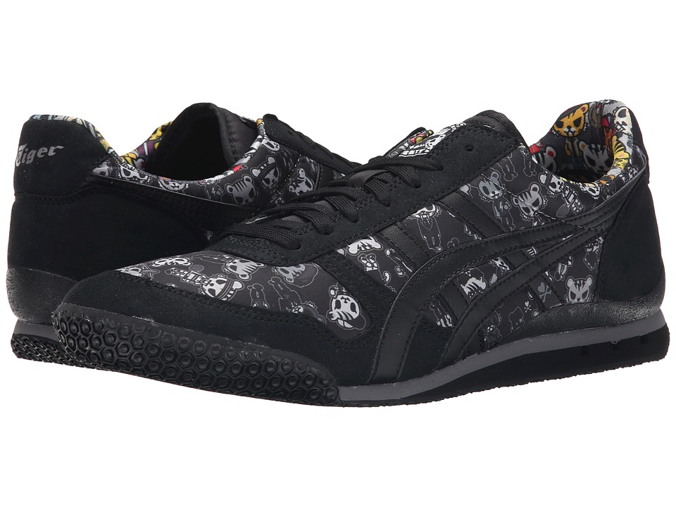 Onitsuka Tiger by Asics - Ultimate 81 (Black/Black) Classic Shoes