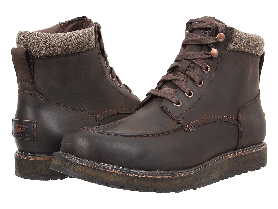 UGG - Merrick (Stout Leather 1) Men's Shoes