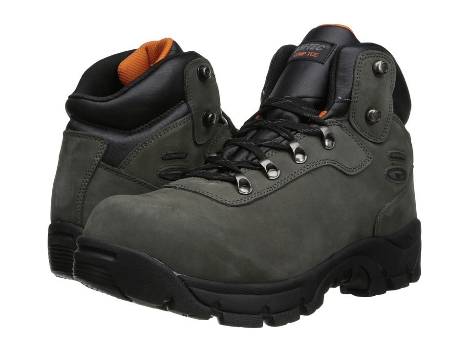 Hi-Tec - Altitude Pro I WP CT (Charcoal) Men's Work Boots