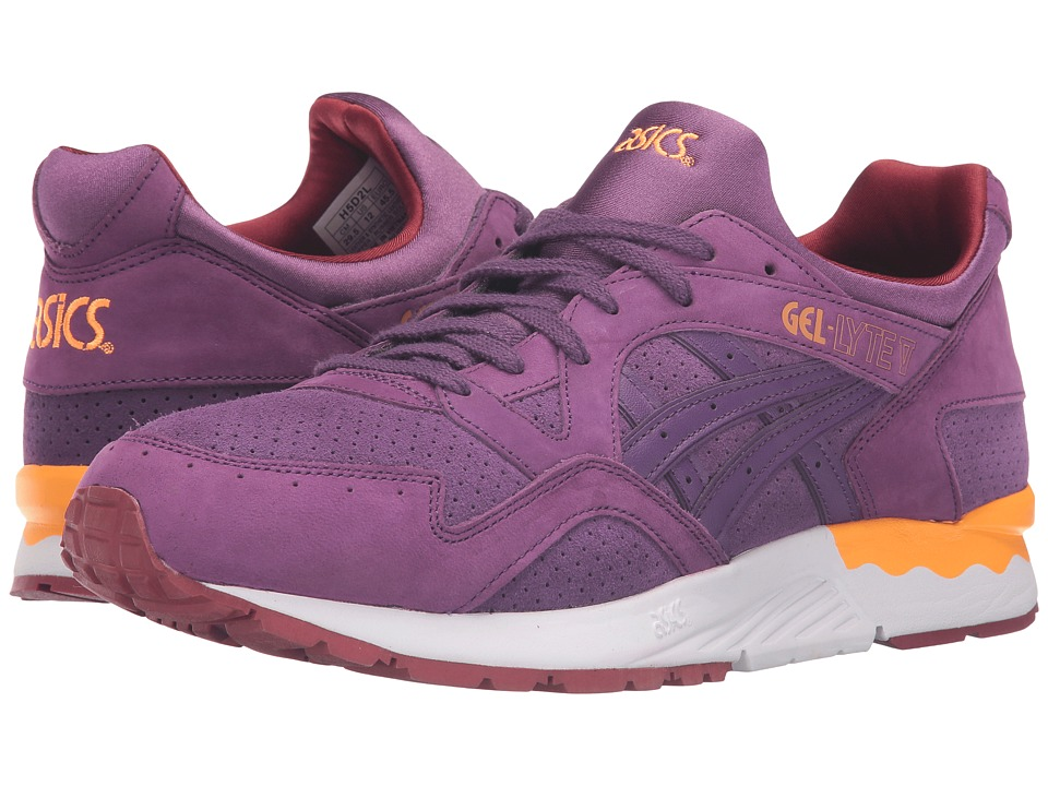 Onitsuka Tiger by Asics - Gel-Lyte V (Purple/Purple) Shoes