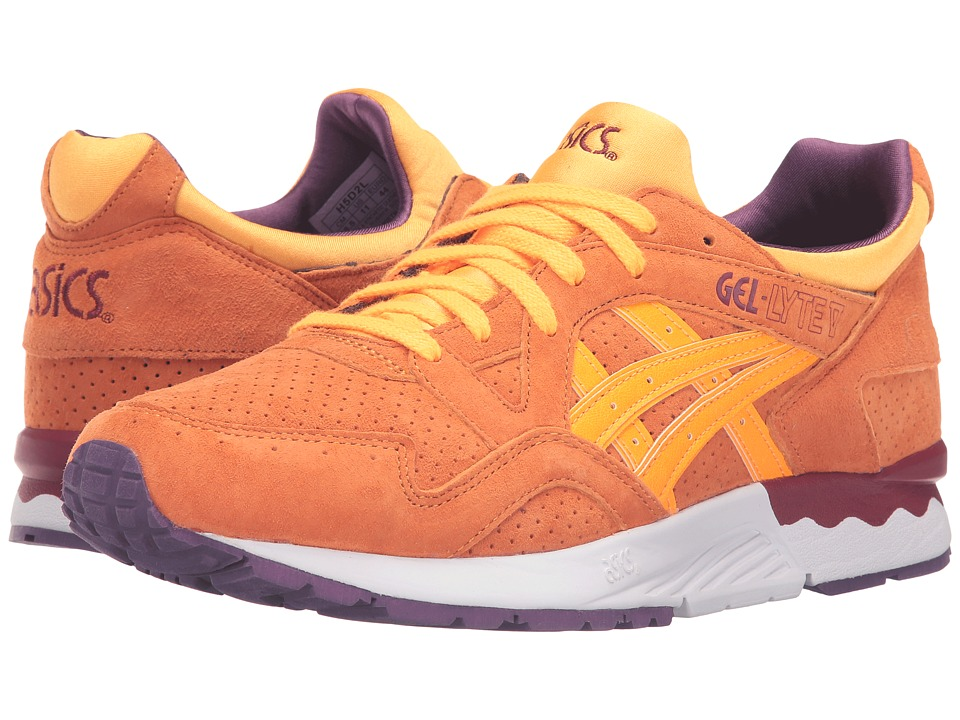 Onitsuka Tiger by Asics - Gel-Lyte V (Orange Pop/Orange Pop) Shoes