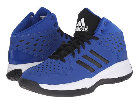 adidas - Court Fury (Collegiate Royal/Core Black/FTWR Black) Men's Basketball Shoes