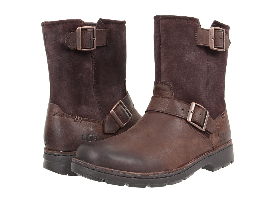 UGG - Messner (Stout Leather) Men's Pull-on Boots