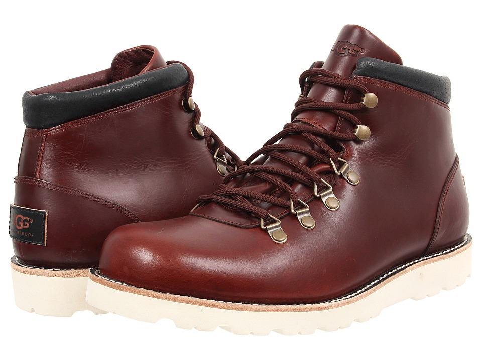 UGG - Boysen TL (Cordovan Leather) Men