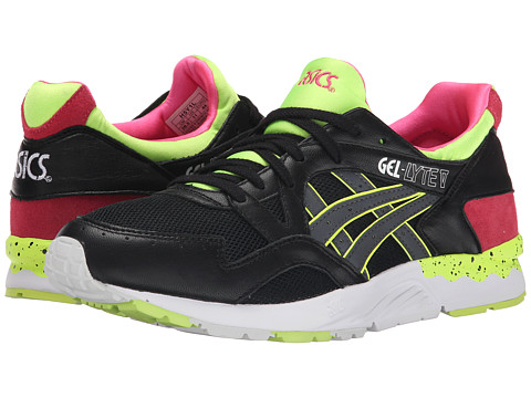 Onitsuka Tiger by Asics - Gel-Lyte V (Black/Black) Shoes