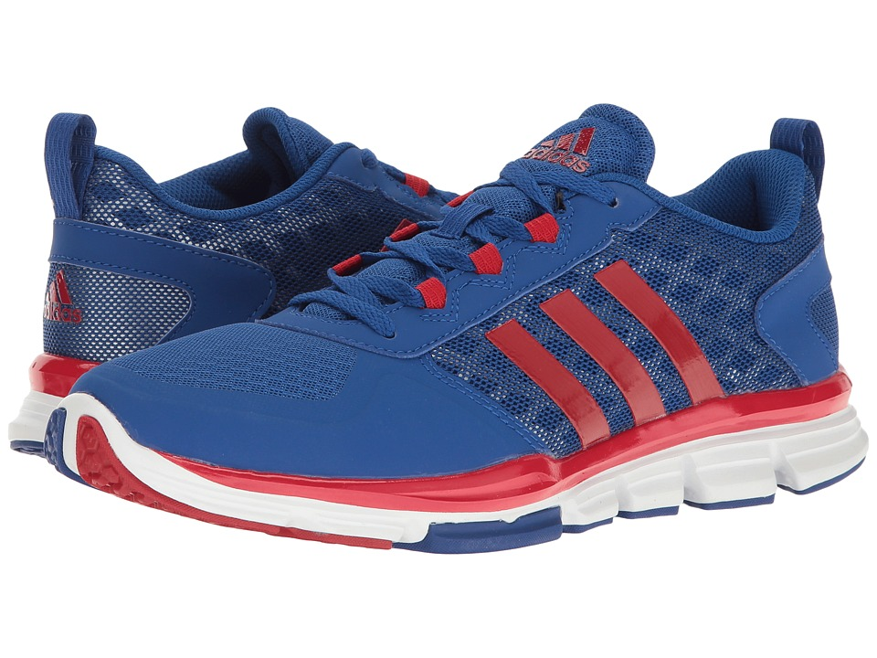adidas - Speed Trainer 2 (Collegiate Royal/Power Red/Tech Grey Metallic S14) Running Shoes