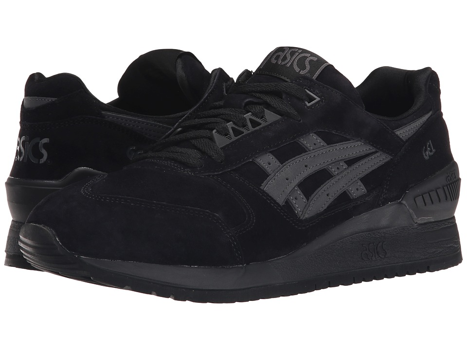 ASICS Tiger - Gel-Respector (Black/Black) Shoes