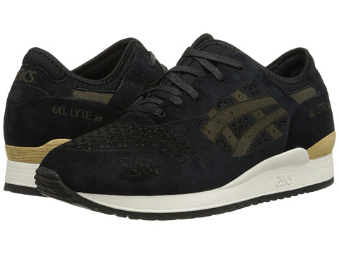Onitsuka Tiger by Asics - Gel-Lyte III LC (Black/Black) Shoes