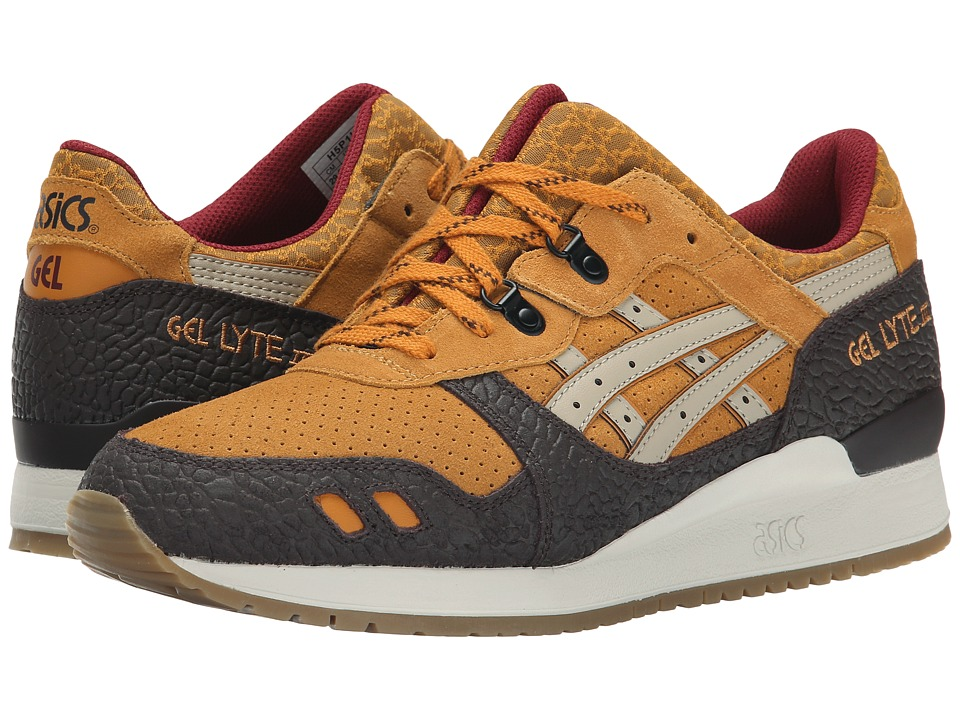 Onitsuka Tiger by Asics - Gel-Lyte III (Tan/Sand) Classic Shoes
