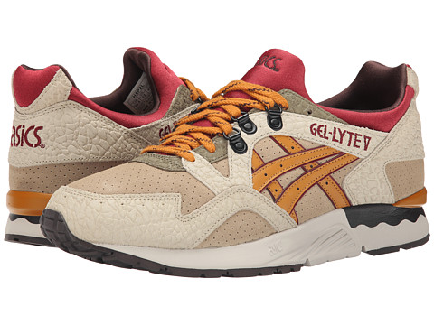 Onitsuka Tiger by Asics - Gel-Lyte V (Sand/Tan) Shoes