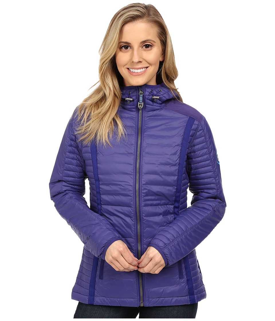 KUHL - Spyfire Hoodie Coat (Astral) Women's Coat