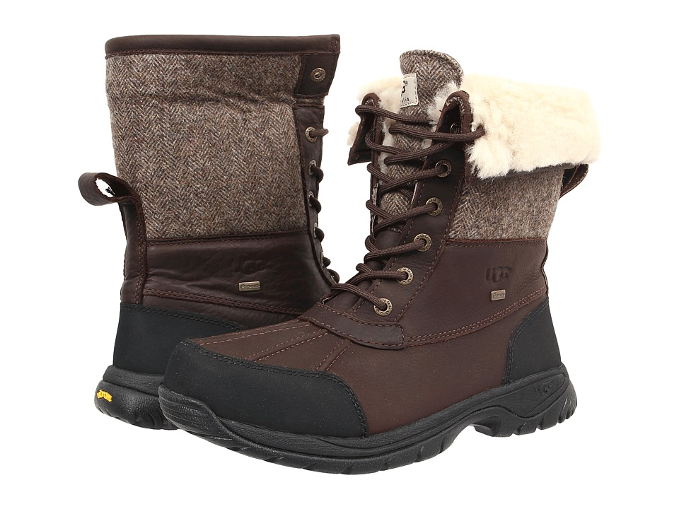 UGG - Butte (Stout Leather) Men's Waterproof Boots