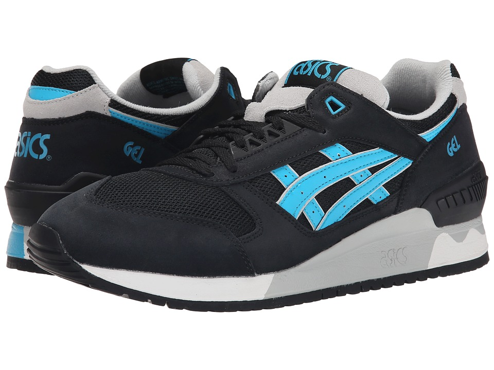 Onitsuka Tiger by Asics - Gel-Respector (Black/Atomic Blue) Shoes
