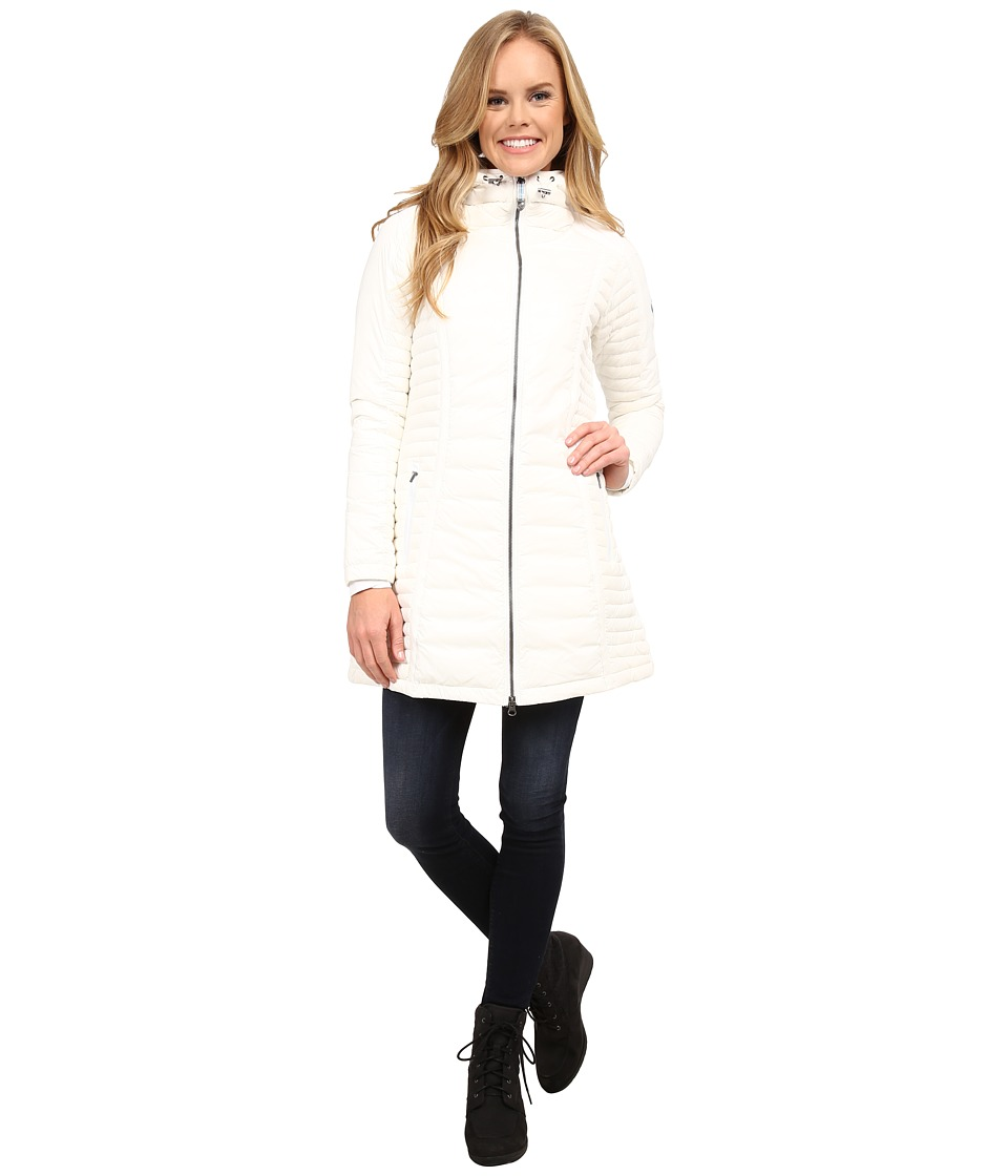 Kuhl - Spyfire Parka (White) Women's Coat