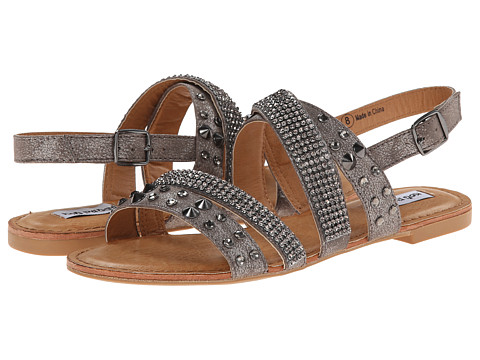 Not Rated - Abbot Kinney (Pewter) Women's Sandals