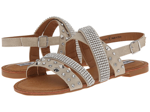 Not Rated - Abbot Kinney (Cream) Women's Sandals