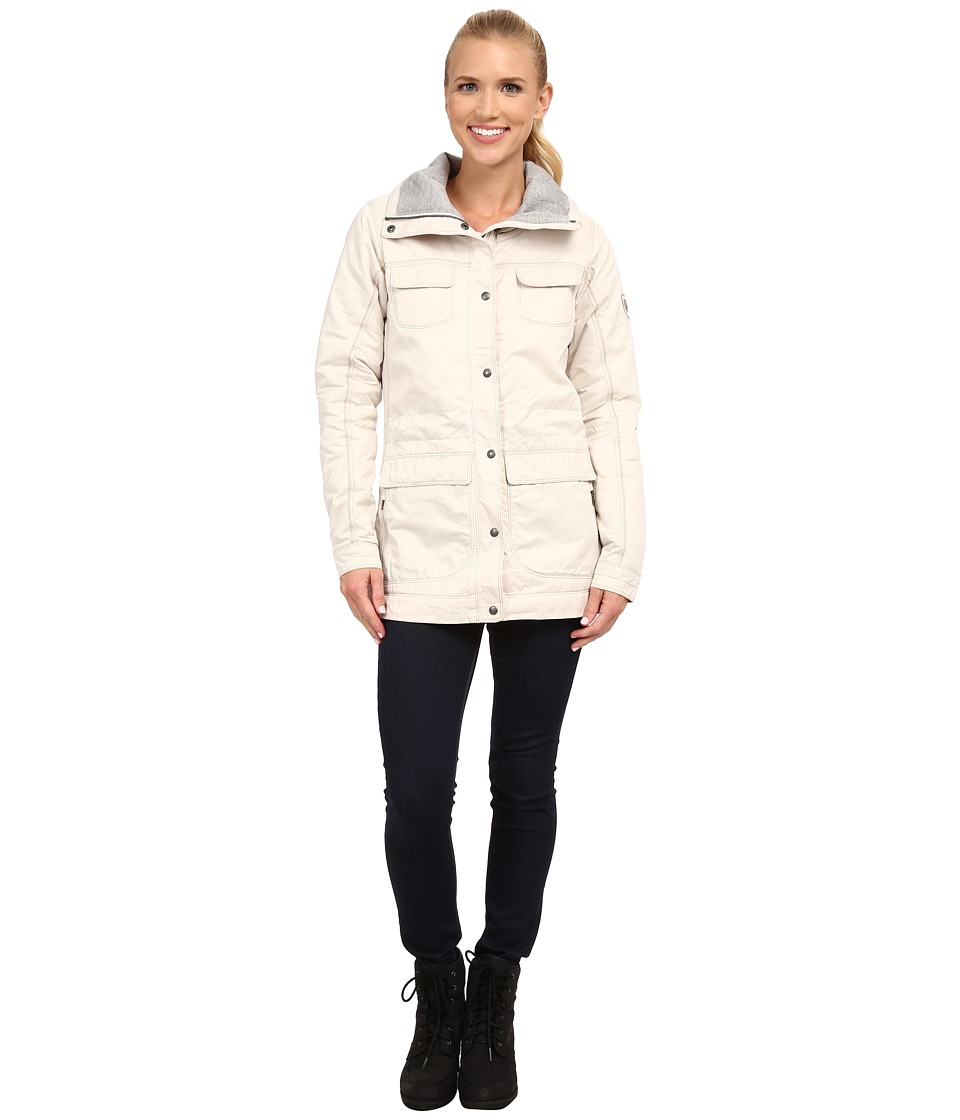 KUHL - Lenatm Insulated Jacket (Natural) Women's Coat