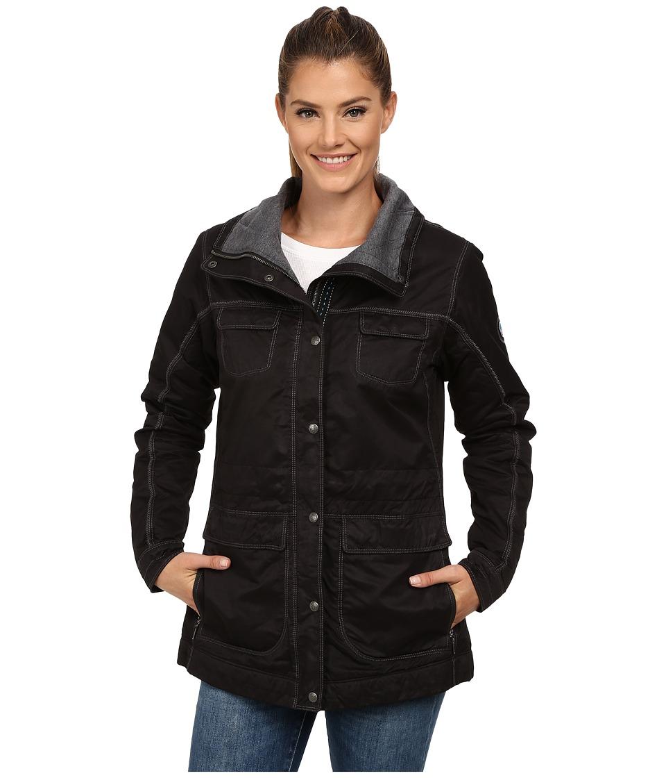 KUHL - Lena Insulated Jacket (Raven) Women's Coat