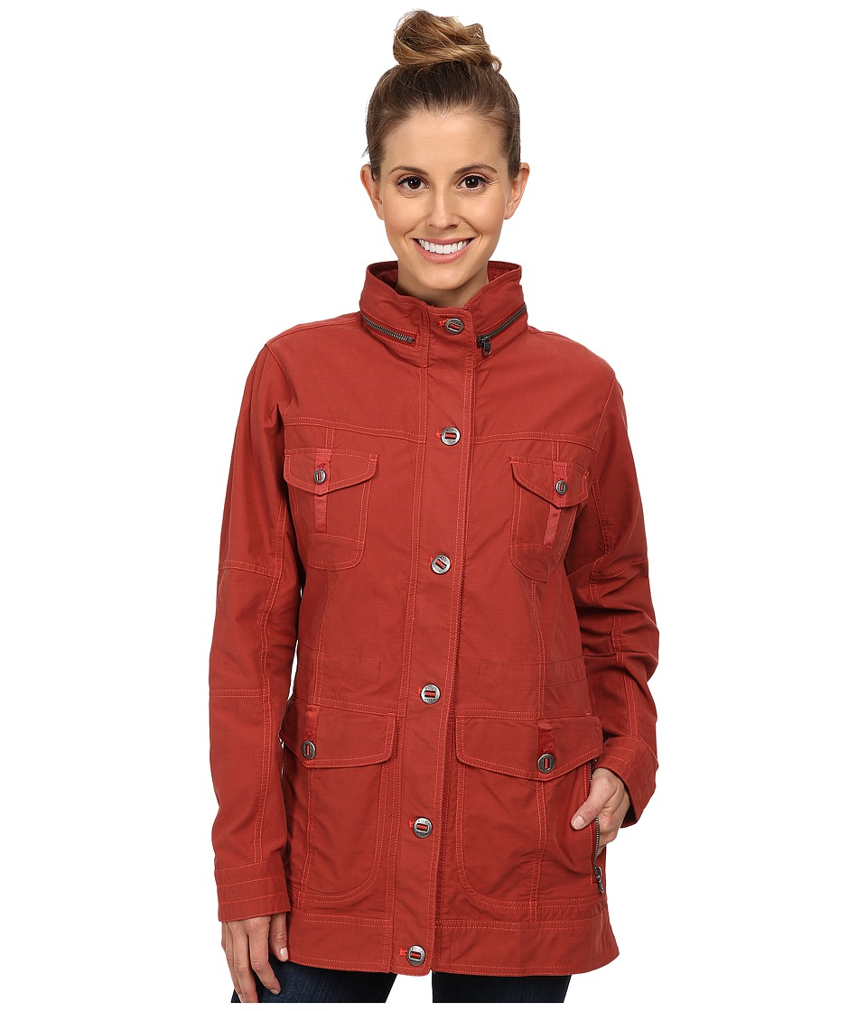 Kuhl - Rekon Jacket (Burnt Sienna) Women's Jacket