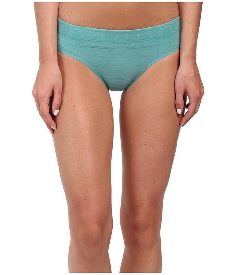 Smartwool - PhD Seamless Mid Rise Bikini (Canton) Women's Underwear