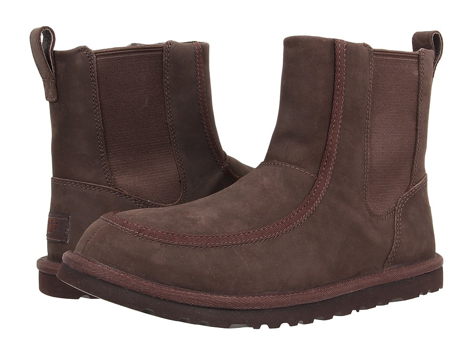 UGG - Bloke II (Stout Leather/Sheepskin) Men