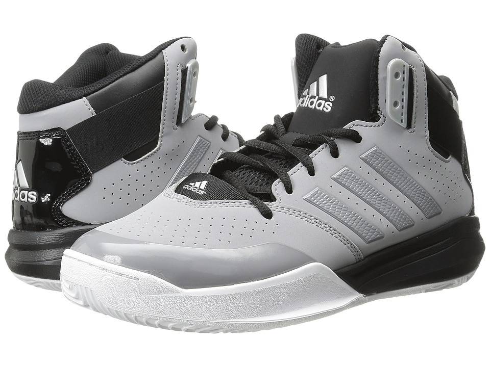 adidas - Outrival 2 (Light Onix/Onix/Black) Men's Basketball Shoes