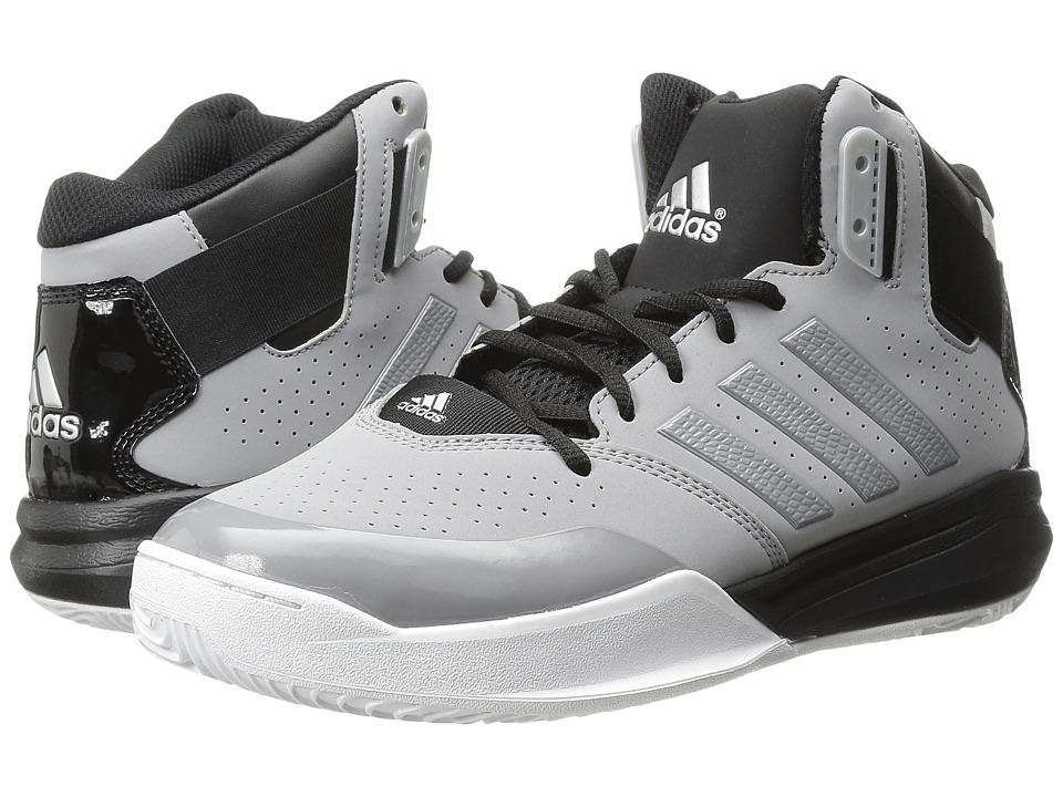 adidas - Outrival 2 (Light Onix/Onix/Black) Men's Basketball Shoes