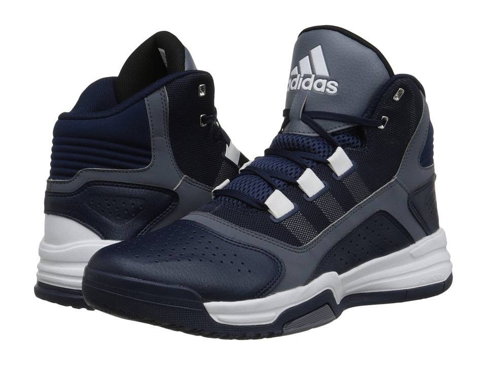 adidas - Amplify (Collegiate Navy/Onix/White) Men's Basketball Shoes