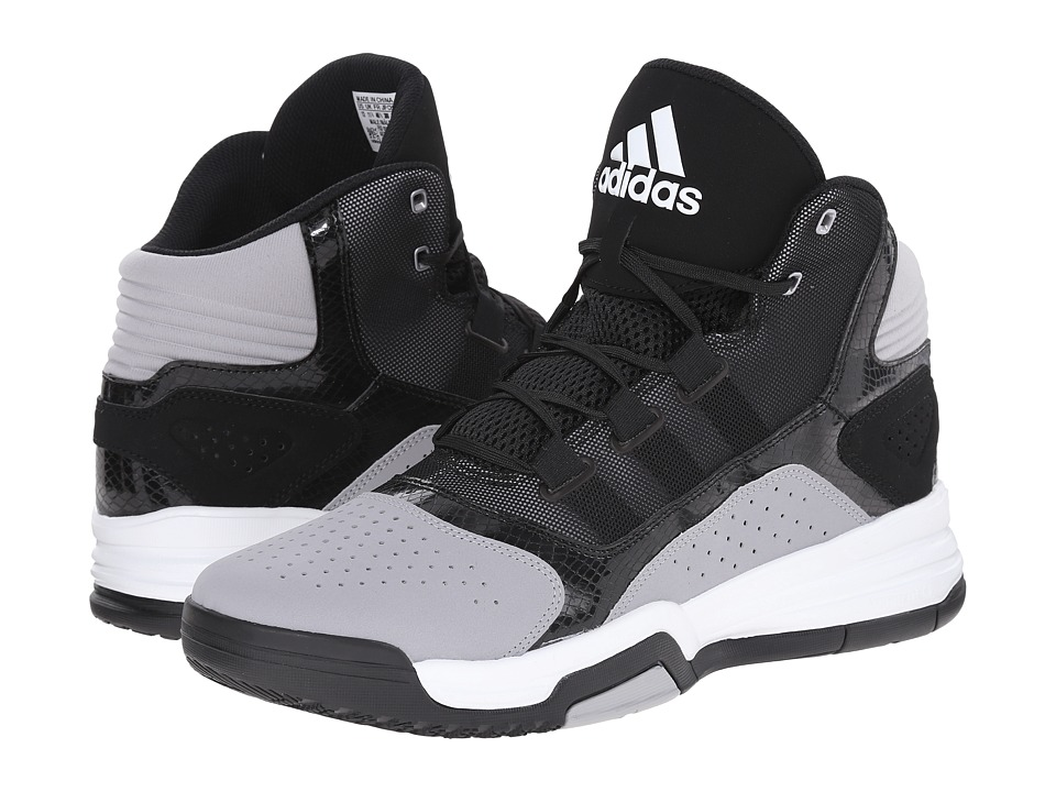 adidas - Amplify (Light Onix/Black/White) Men's Basketball Shoes
