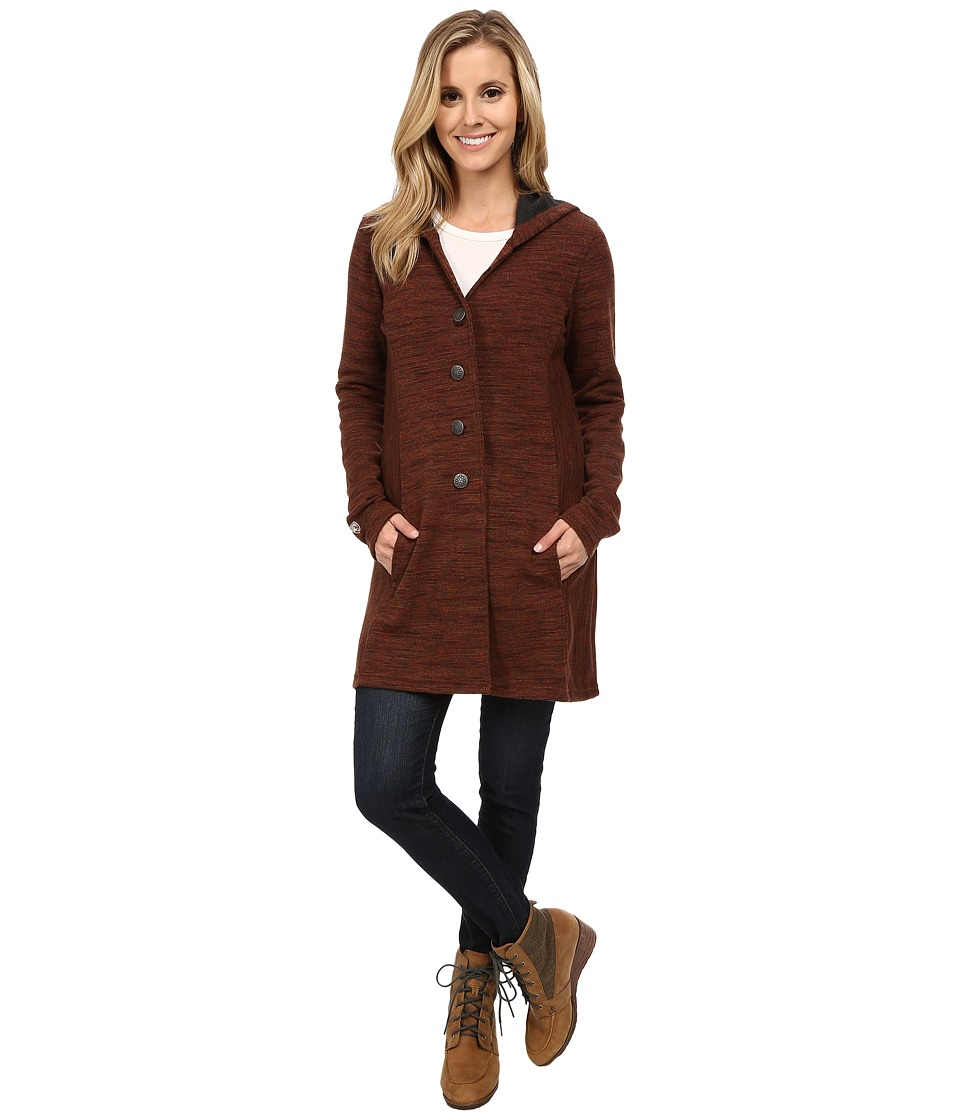 Kuhl - Isla Long Coat (Autumn) Women's Coat plus size,  plus size fashion plus size appare