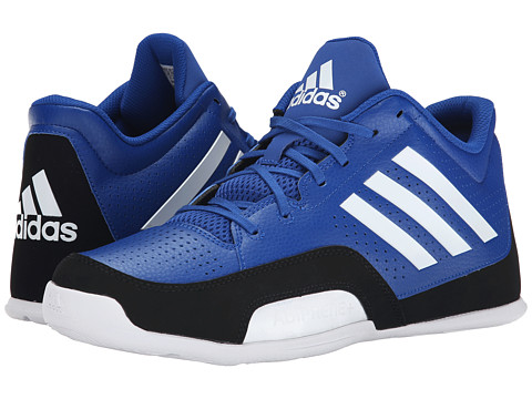 adidas - 3 Series 2015 (Collegiate Royal/White/Black) Men's Basketball Shoes