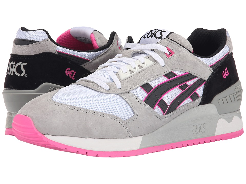 ASICS Tiger - Gel-Respector (White/Black) Shoes